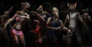 Zombie Furpocalypse