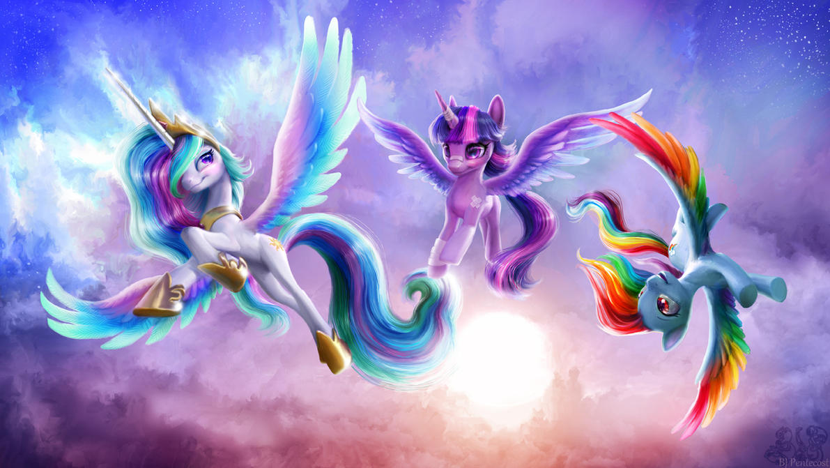 Flying Lesson by BJPentecost