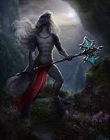 Equine Warrior by BJPentecost