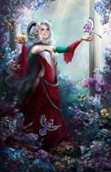 Ashtael In Her Garden