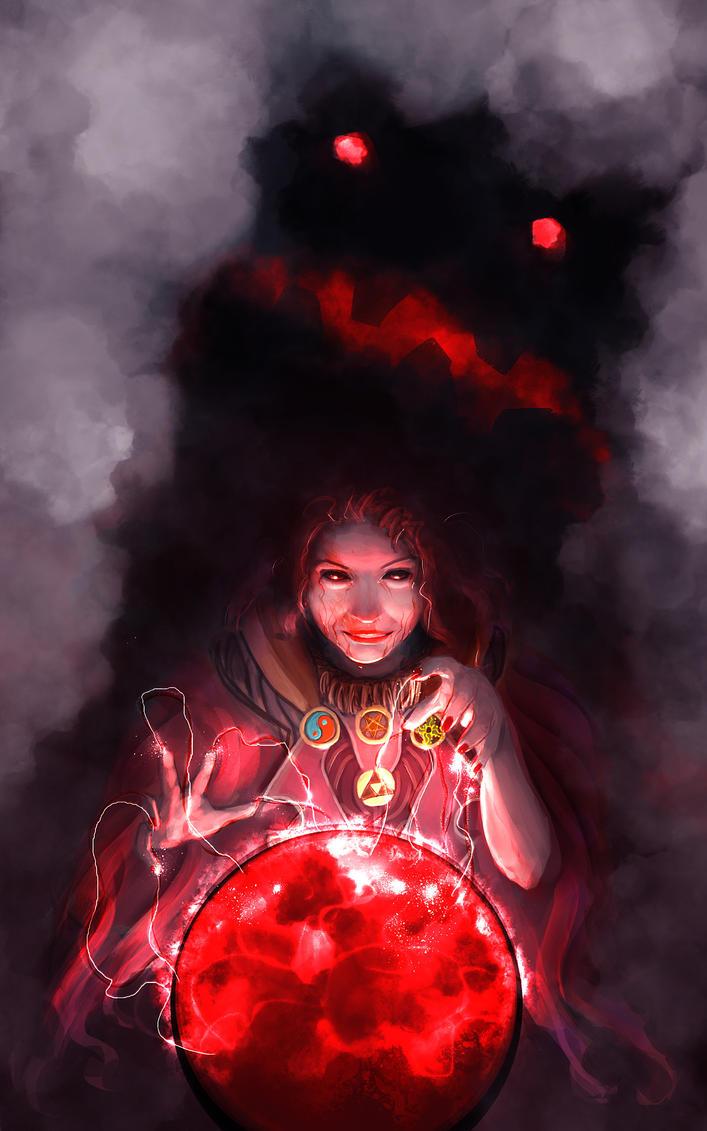 Wizard Redux by Fieldweeble