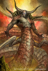 Serpent by douzen