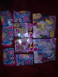 todays pony haul by minokyoko