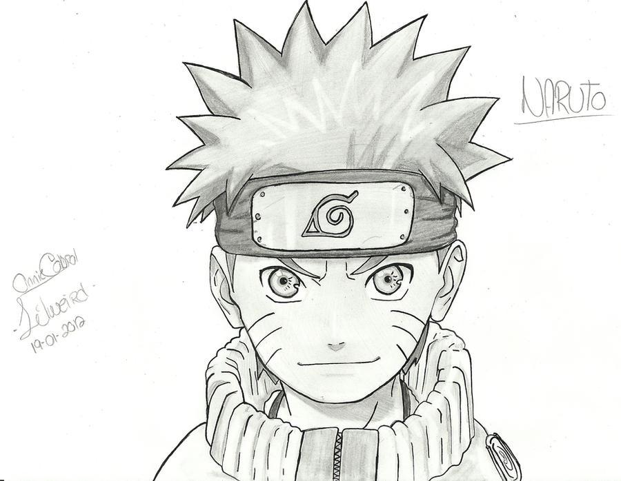 Naruto uzumaki by lilweird