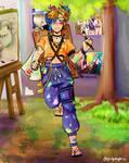 Artist Avatar Challenge - Artvatar
