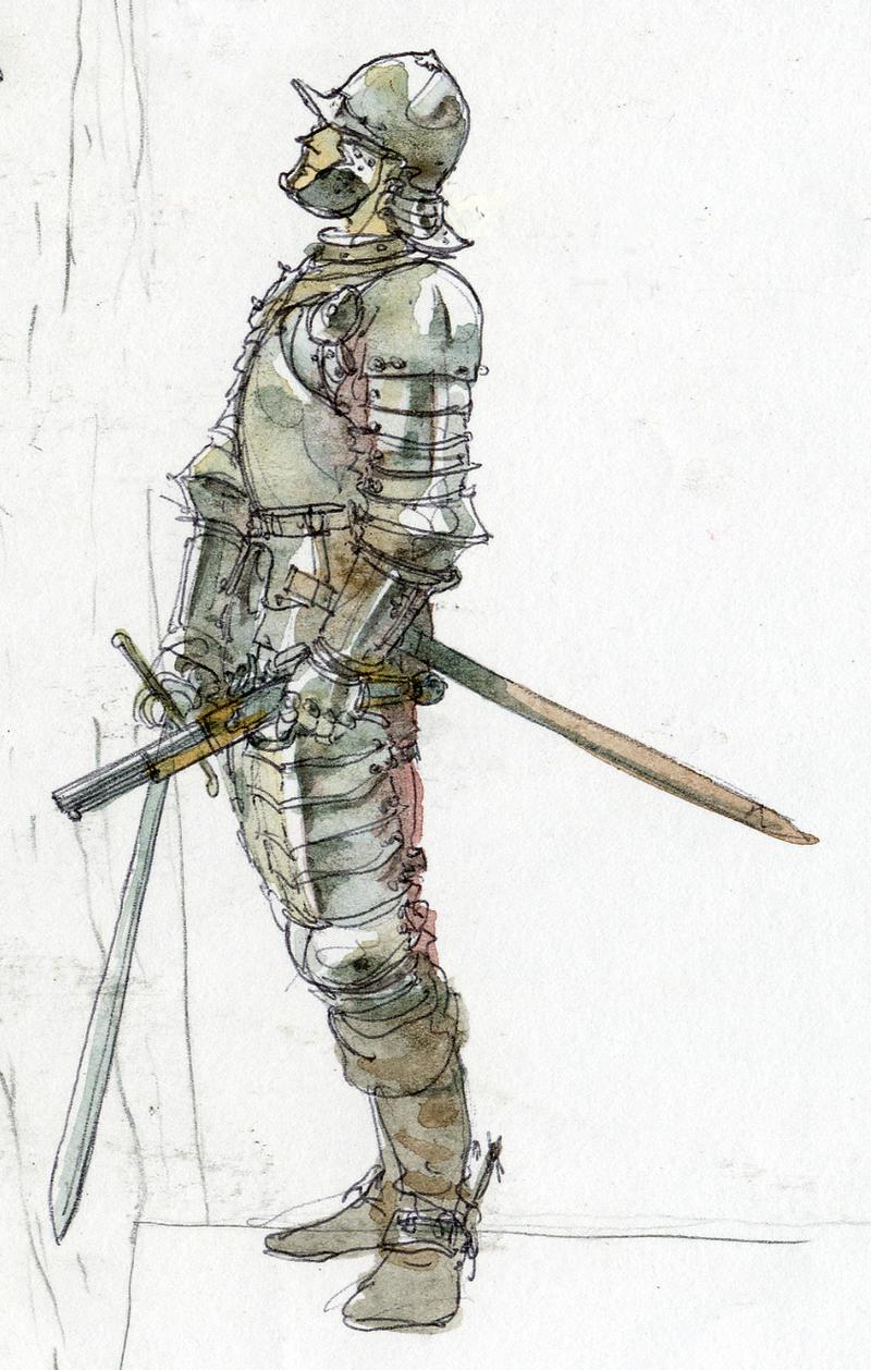 Ulrich Von Bek. by Rufus-Jr