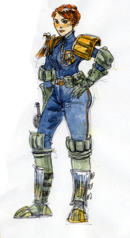 Judge Anderson. by Rufus-Jr