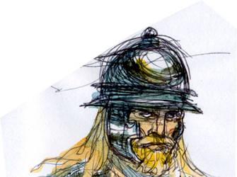 Gallic Warrior.