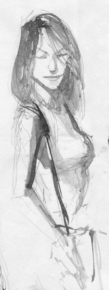 woman by Rufus-Jr