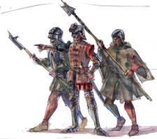 Urban Militia by Rufus-Jr