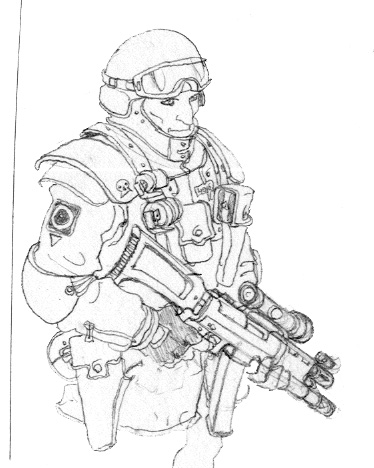 Soldier 3 by Rufus-Jr