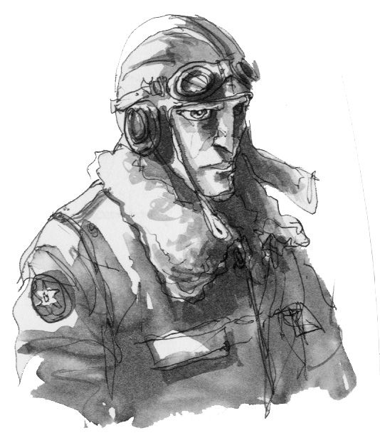 Pilot. by Rufus-Jr