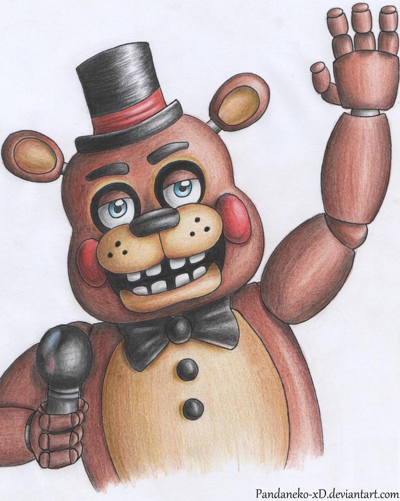 Fnaf 2 Toy Freddy Toy Freddy (FNaF 2) by...