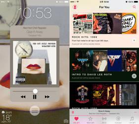 Apple Music by metal27