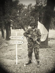 Which way to Carentan?