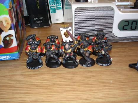 Black Knights Tac.Squad 1-1