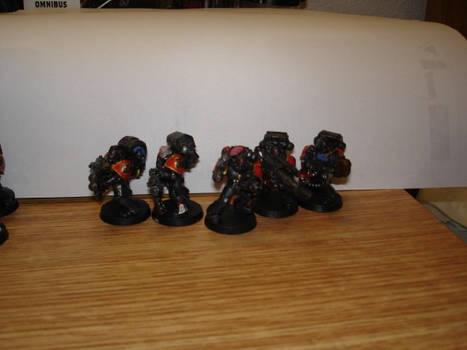 Black Knights Devestators 1-2