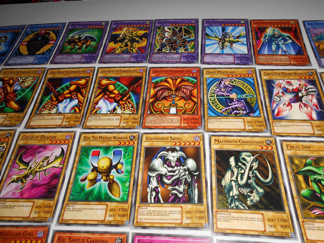 yugioh OCG-EN cards2 by Carlos123321