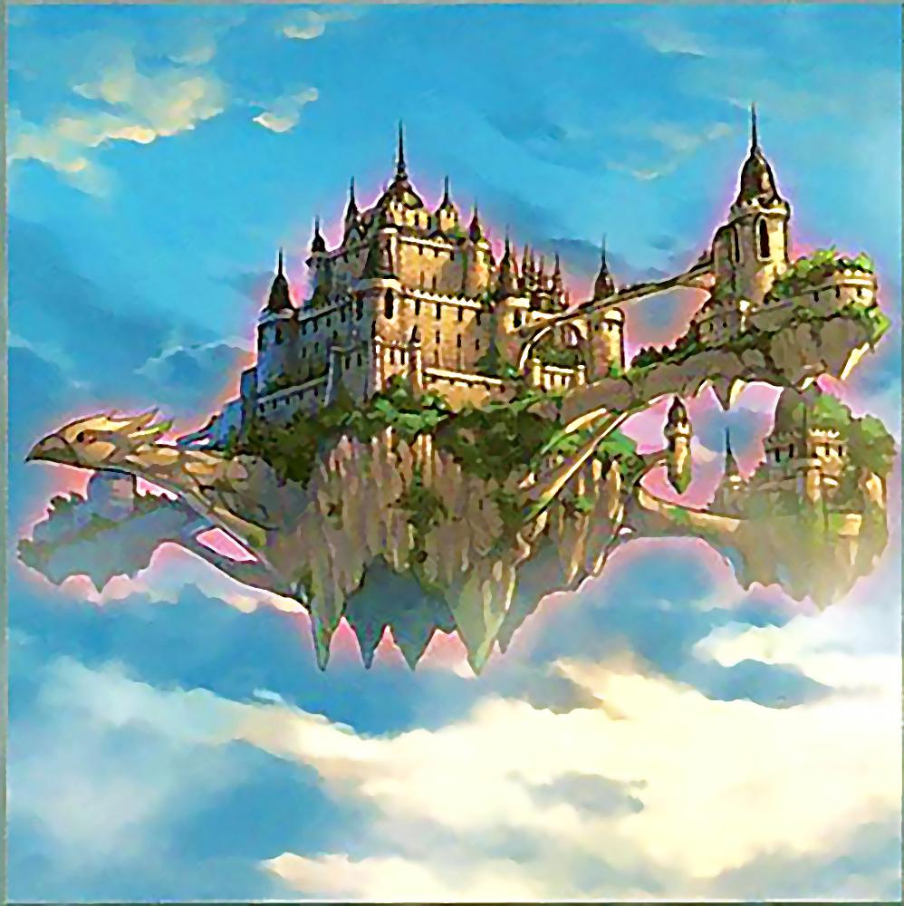 Cloudcastle Artwork by Carlos123321