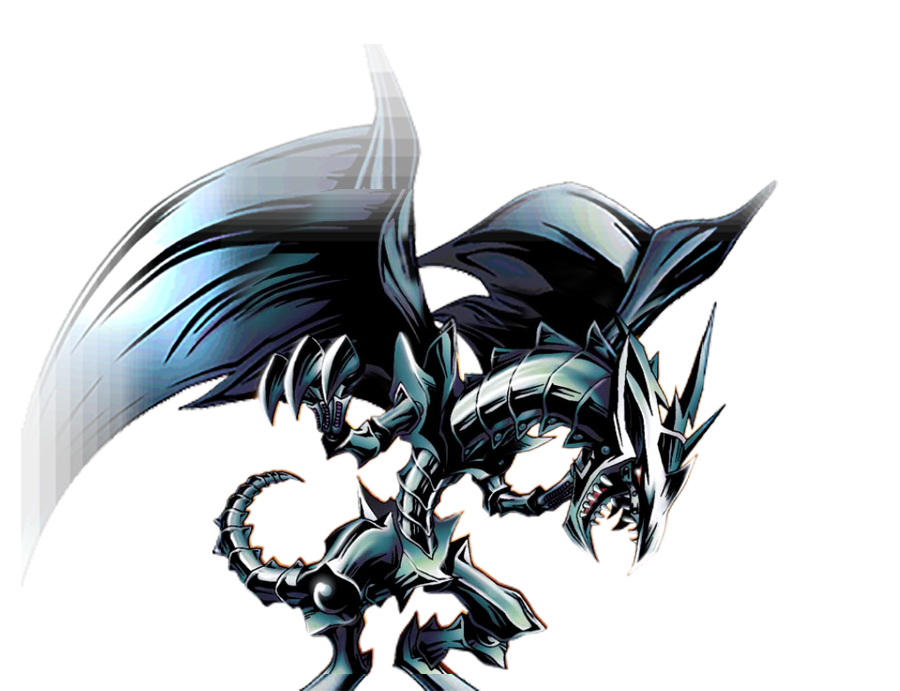 Red-Eyes Black Metal Dragon png by Carlos123321