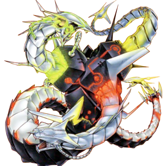 Chimeratech Rampage Dragon png by Carlos123321