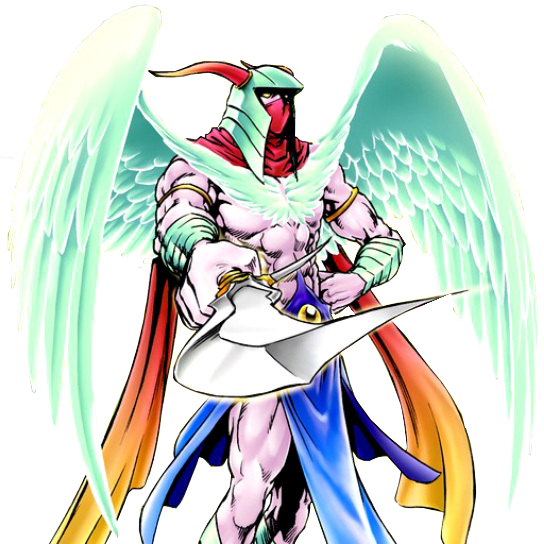 Archlord Zerato png by Carlos123321