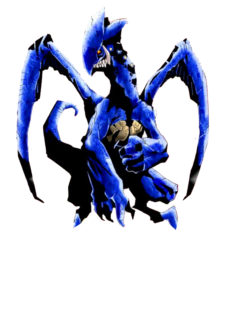 Luster Dragon png yugioh by Carlos123321