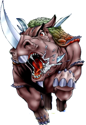 Mad Sword Beast png by Carlos123321