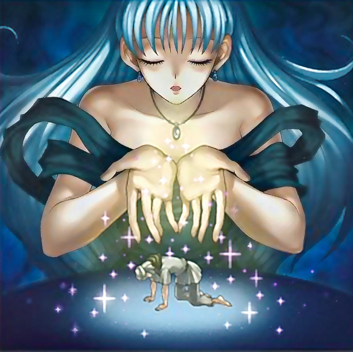 Guarded Treasure Artwork by Carlos123321