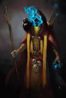 Warlock by adammiconi