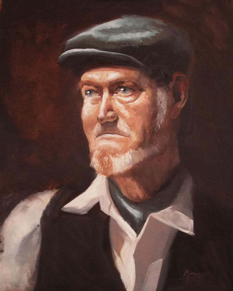 Irishman by adammiconi on DeviantArt