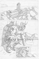 Daredevil V3 Page 1 by adammiconi
