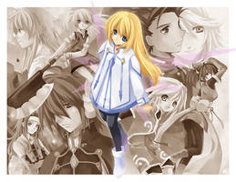 Tales of Symphonia by kurot