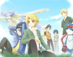 Digimon Adventure - Side B