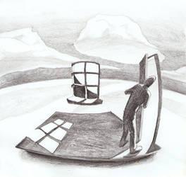 Would you open the door? by Anton42