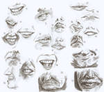 Mouths practice