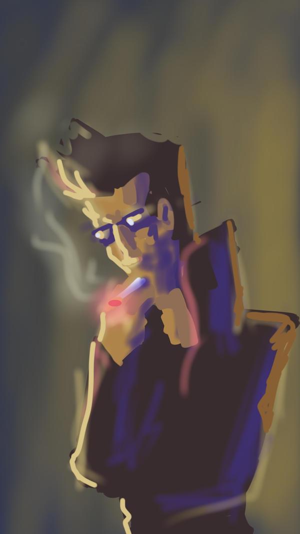 Kill that cig by Anton42