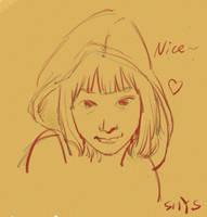a Korean girl by 9923002