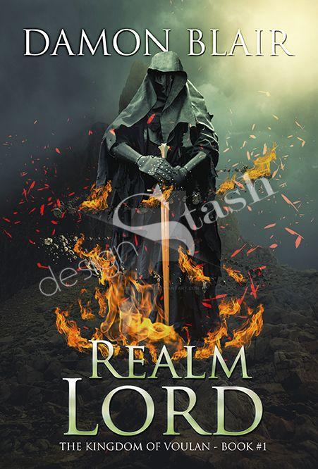 Premade Cover: Realm Lord - FA0103 by DesignStash