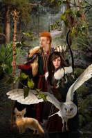 Forest Quest by DesignStash