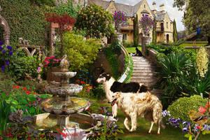 The Fountain Garden by DesignStash