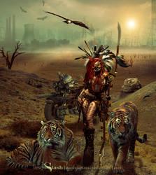Wasteland Queen
