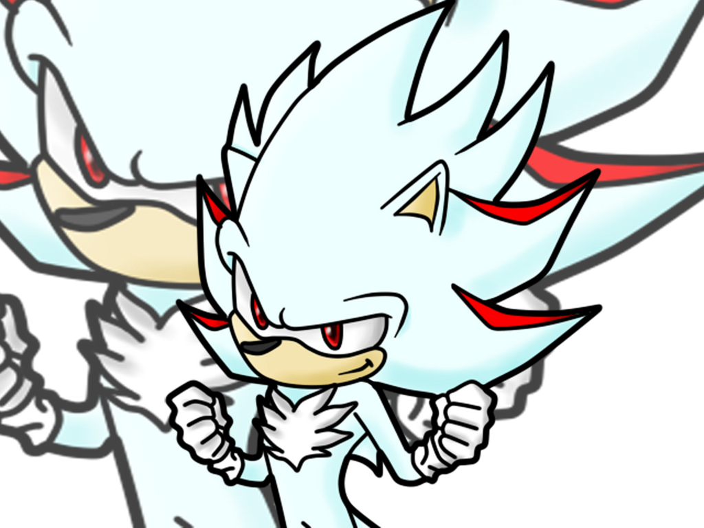 Hyper Shadic The Hedgehog by Miguex2010 on DeviantArt