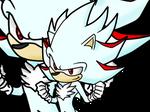 Hyper Shadic The Hedgehog