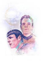 Star Trek by Steve-Nice