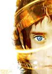 Frodo Baggins Coloured