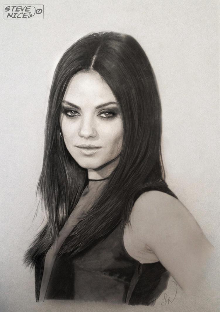 Mila Kunis by Steve-Nice