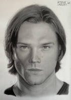 Sam Winchester by Steve-Nice