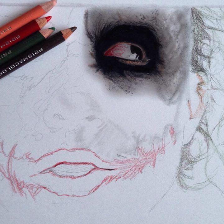 Joker WIP 2 by Steve-Nice