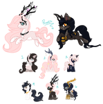 [CLOSED] Special Personal Breeding Adopt Auction